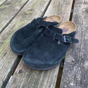 Birkenstock Suede Sandals Size 39